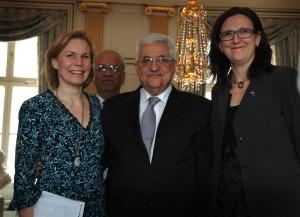 CM, Abbas och GC