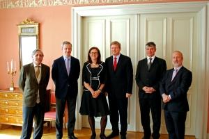 Sex ministrar i Malmö