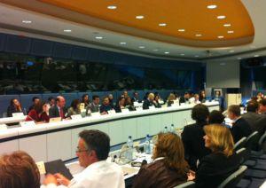 RAN-mötets första dag. Foto: EU-kommissionen