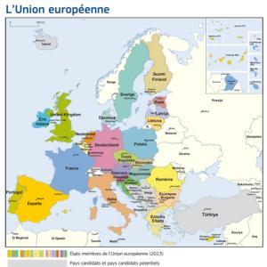 EU-karta