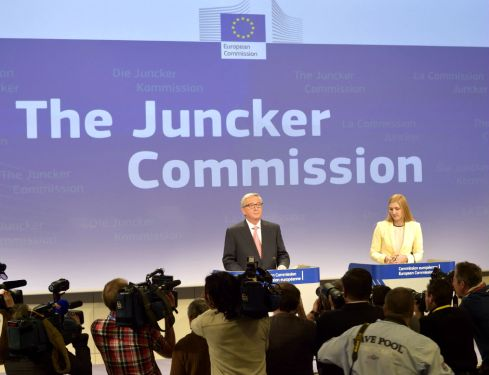 Kommissionens ordförande Jean-Claude Juncker Foto: EU-kommissionen