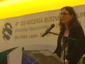EU Nigeria business forum