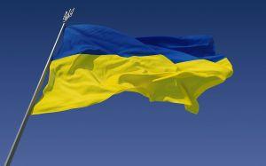 Ukrainas flagga (CC wikimedia.org)