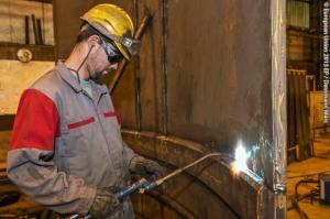 Steel Industry at Sotralentz in Drulingen © European Union 2013 EP